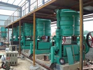 oil milling plat